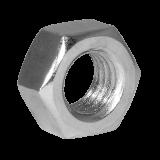 Piulite hexagonale cu filet metric -DIN 934